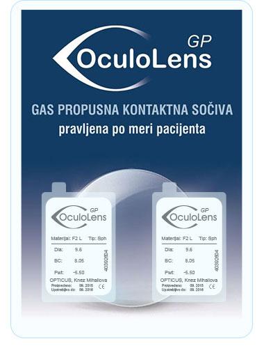 OculoLens GP