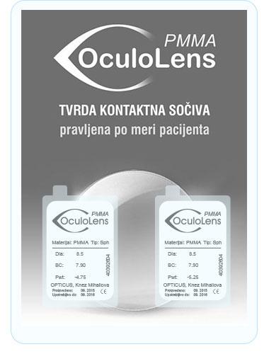 OculoLens PMMA